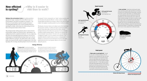 Cycling Science Page