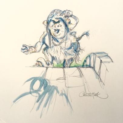 Billy Goat Gruff Fairy Tale 10