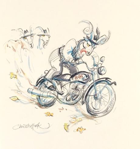 Billy Goat Gruff Fairy Tale 6