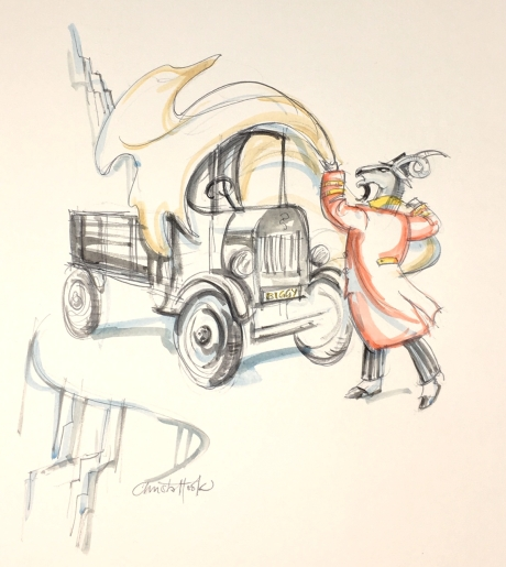Billy Goats Gruff Fairy Tale 22