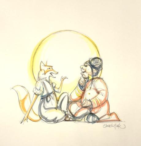 Billy Goats Gruff Fairy Tale 38